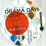 Cucina Giapponese Da Obama Al Mondo ! (Evento Ufficiale Al Padiglione Giapponese Milano Expo 2015) - Altre Collezioni