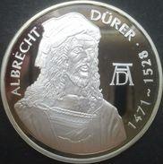 Ouganda, 1000 Shillings 2001 - Argent Pur / Pure Silver Proof - Oeganda