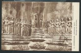 Cambodge - Angkor Vat - Groupe De Tévadas   - Odf54 - Cambodia