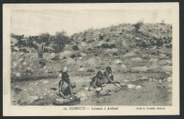 DJIBOUTI - Laveuses à Ambouli   - Odf61 - Djibouti