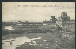 Annam - Hué - Vue De La Citadelle, Myradors Et Fossés  Odf 83 - Vietnam