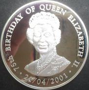 Zambie, 1000 Kwacha 2001 - Argent / Silver Proof - Zambia