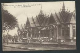 Cambodge - Musée Albert Sarraut Et école Des Arts Cambodgiens    - Odf95 - Cambodia