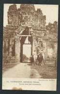 Cambodge - Angkor Thom , Porte Sud De L'enceinte       Odf112 - Cambodia