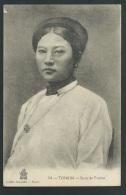 Tonkin -  Buste De Femme   Odf120 - Vietnam