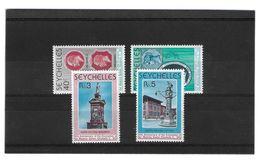 EDY 309 - SEYCHELLES , 25mo Incoronazione Quattro Valori Diversi  *** - Seychelles (1976-...)