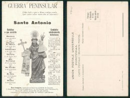 PORTUGAL - OUTROS [ 0210 ] - GUERRA PENINSULAR SANTO ANTÓNIO - CASCAIS  BUSSACO - DOBRA DEFEITO - Unclassified