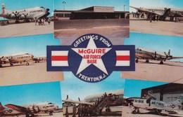 MCGUIRE AIR FORCE BASE/TRENTON (dil104) - Avions