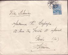 ENVELOPPE TIMBRE  1939 VOIR TIMBRE ET CACHET - Storia Postale