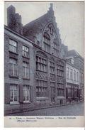 YPRES: Ancienne Maison Gothique - Rue De Dixmude - Ieper