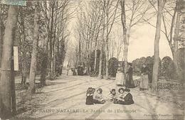 44  SAINT  NAZAIRE   LE  JARDIN  DE   L  ENTREPOT - Saint Nazaire