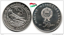 Hongrie - 50 Forint 1988 (UNC) - Hongrie