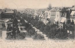 Bad Nauheim-Burgallee - Bad Nauheim