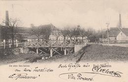 Bad Nauheim-Die Alten Salzsalinen-Villa Romanow - Bad Nauheim