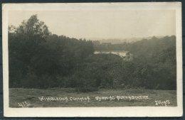 1922 Wimbledon Common  Showing Queensmere RP Johns Postcard. - Surrey