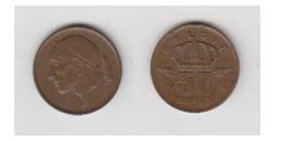 50 CTS 1958 FL - TYPE MINEUR ( FRAPPE CHIFFRE 50 TRÈS FAIBLE ) - 02. 25 Centimes
