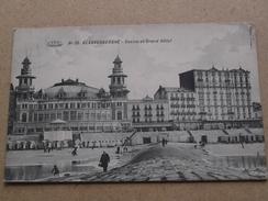 Casino Et Grand Hôtel ( V.P.F ) Anno 1914 ( Zie Foto Voor Details ) !! - Blankenberge