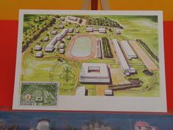 Coté 1,80€ - École Centrale - 18.10.1969 - Chatenay Malabry - FDC 1er Jour, Carte Maxi - Maximum Cards