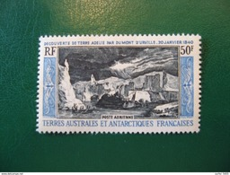 TAAF YVERT POSTE AERIENNE N° 8 - TIMBRE NEUF** LUXE - MNH - SERIE COMPLETE - COTE 195,00 EUROS - Terres Australes Et Antarctiques Françaises (TAAF)