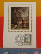 Coté 1,80€ - Chalons Sur Marne - 24.5.1969 - 51 Chalons Sur Marne - FDC 1er Jour, Carte Maxi - 1960-69