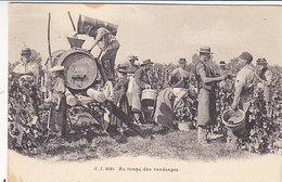 Au Temps Des Vendanges - 1911       (P-67-60216) - Vignes