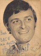 MICHEL TOURET - Autographes
