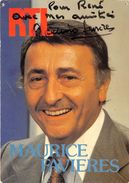MAURICE FAVIERES- - Autographs