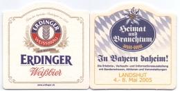 #D148-082 Viltje Erdinger - Sous-bocks