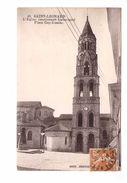 87 St Saint Leonard L' Eglise Place Gay Lussac Cachet 1928 - Saint Leonard De Noblat