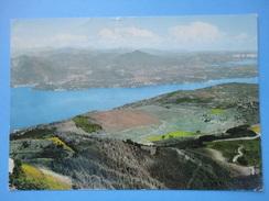 Mottarone - Verbania - Panorama Con Il Lago Maggiore - Verbania