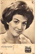 ANNE MARIE PEYSSON - Autographes