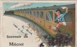 MIECRET. Souvenir Prés De Havelange, Méan Et Hamois - Belgique