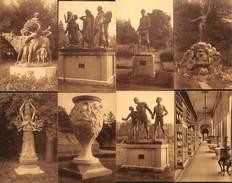 Château De Mariemont - Lot 18 Cartes Scluptures, Porcelaine, Art..) - Morlanwelz