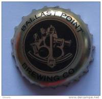 Ballast Point Brewing Co USA Beer Bottle Top Crown Cap Kronkorken Capsule Tappi Chapa - Beer