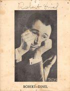 ROBERT DINEL - Autographes