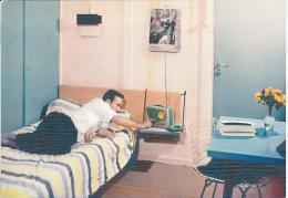 CPM Algérie - Hassi Messaoud - Hôtel CSH - Une Chambre - Algerien