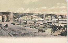 CPA USA - Saint Louis - Missouri - Eads Bridge - St Louis – Missouri