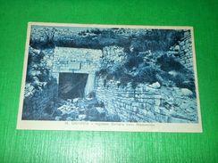 Cartolina Monte Grappa - Ingresso Galleria Madonnina 1930 Ca - Treviso