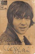STEPHAN REGGIANI- - Autographes