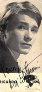 RICARDO CANOVA- - Autographes