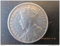1/4 De Rupee Georges V 1934 Maurice, TTB - Mauritius
