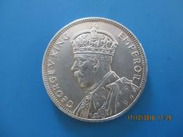 1 Rupee 1934, Georges V, Maurice, SUP/SPL - Mauricio