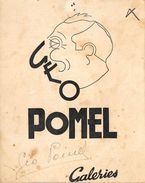 GEO POMEL - - Autógrafos