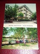 Cartolina Igea Marina - Hotel Nautilus 1970 Ca - Rimini