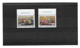 EDY 353 - YUGOSLAVIA 1989 , Grand Prix Rijeka   ***  MOTO - Ongebruikt