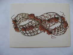 M.C Escher ,Ruban De Moebius II   1963     1990 - Illustrateurs & Photographes