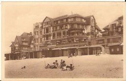 DE HAAN  COQ-SUR-MER LITTORAL HOTEL DIGUE DE MER NELS  E Thill Niet Verzonden 6/152 D3 - De Haan