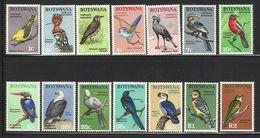 BOTSWANA  1967   BIRDS    SET  MNH - Uccelli