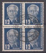 Allemagne DDR 1952  Mi.Nr: 323 Präsident Wilhelm Pieck  Oblitèré / Used / Gebruikt - DDR