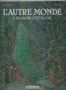 """L'AUTRE MONDE  """" DE L'AUTRE COTE DU CIEL """"  -  RODOLPHE / MAGNIN - E.O. SEPTEMBRE 1992  DARGAUD - Autre Monde, L'"""